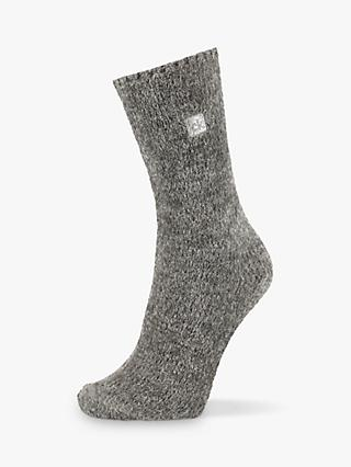 Calvin Klein Women's Lux Home Grace Ankle Socks