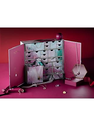 John Lewis & Partners Jewellery Advent Calendar