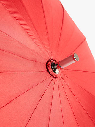 Buy Give a Little Love Heart Shaped Umbrella, Red Online at johnlewis.com