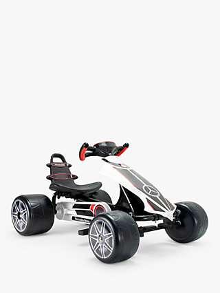 INJUSA Mercedes Flecha Ride-On Go Kart