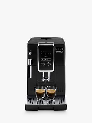 De'Longhi ECAM350.15.B Dinamica Bean-to-Cup Coffee Machine, Black
