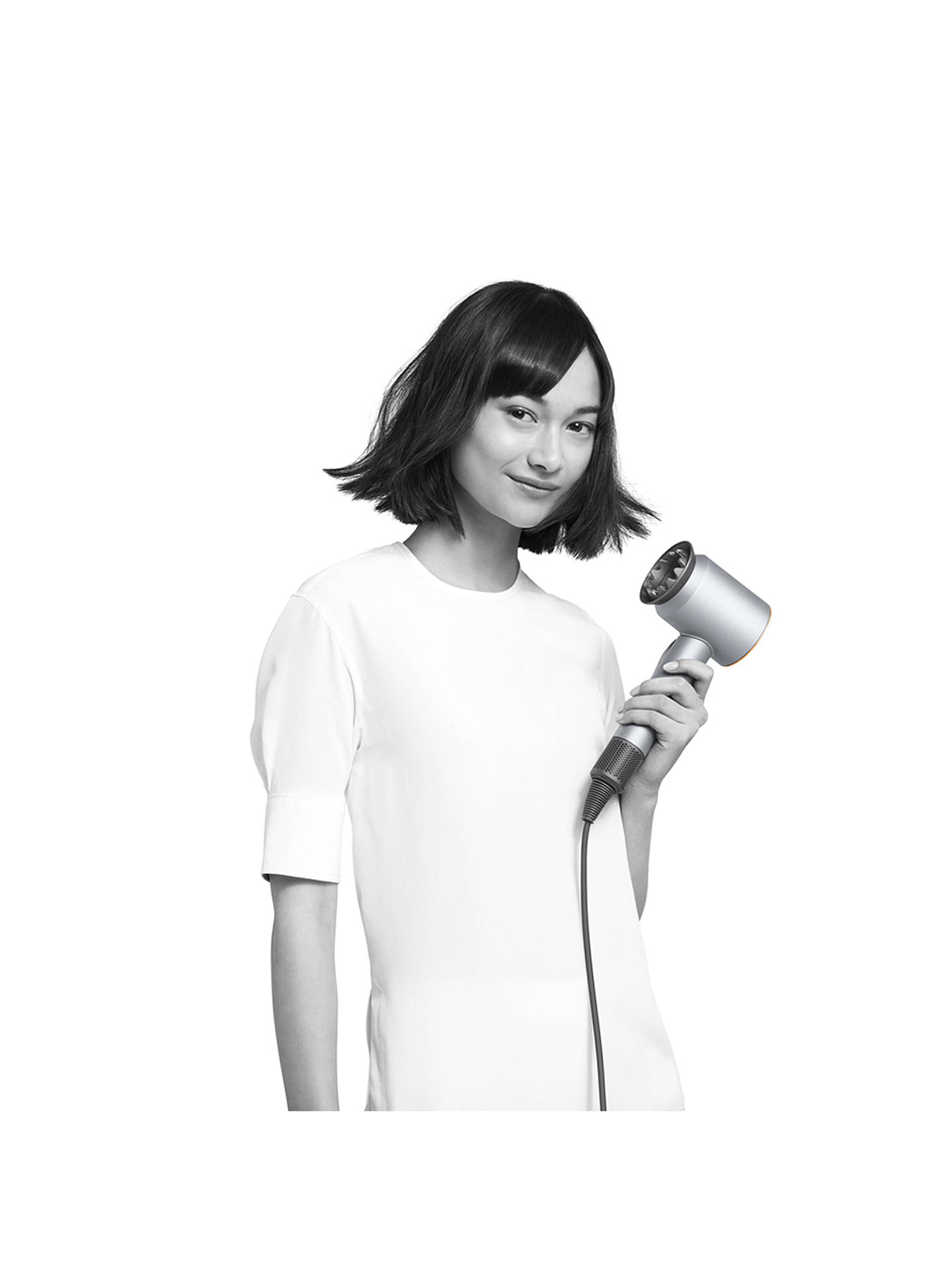 Buy Dyson Supersonic™ Hair Dryer Exclusive Copper Gift Edition with Travel Bag Online at johnlewis.com
