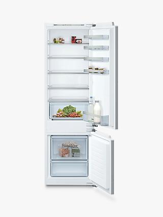 Neff N50 KI5872FF0G Integrated 80/20 Fridge Freezer