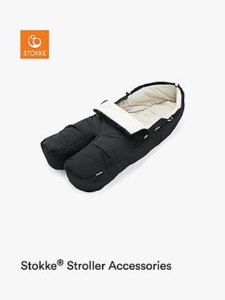 Stokke Footmuff, Black