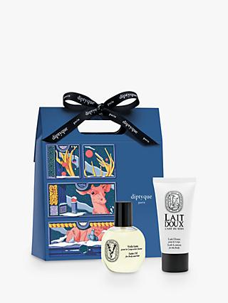 Diptyque L'Art Du Soin Limited Edition Holiday Bodycare Gift Set