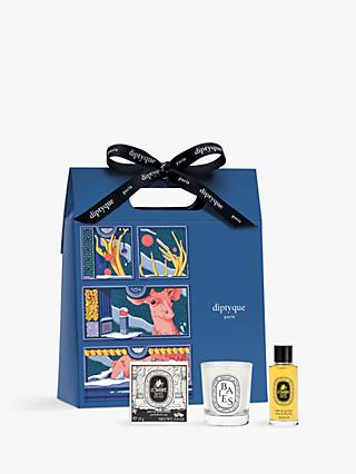 Diptyque Holiday Pocket Bodycare Gift Set