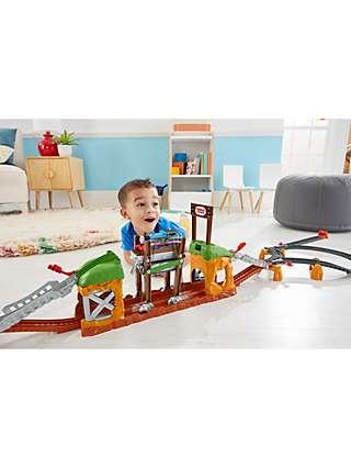 Thomas & Friends TrackMaster Walking Bridge Train Set
