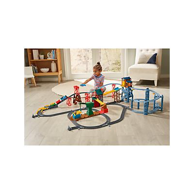 Thomas & Friends TrackMaster Mad Dash on Sodor Train Set