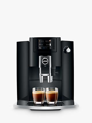 JURA E6 Coffee Machine