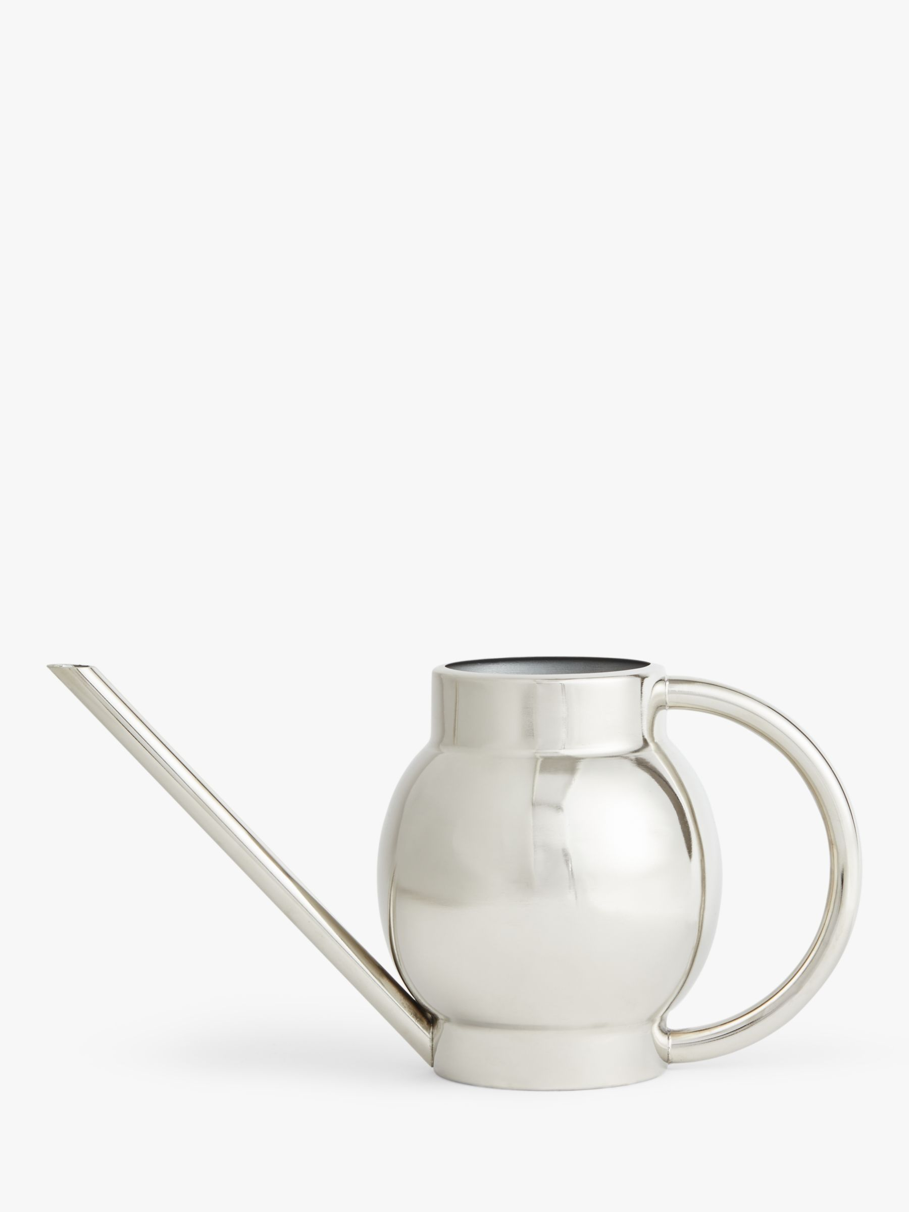 John Lewis & Partners Steel Watering Can