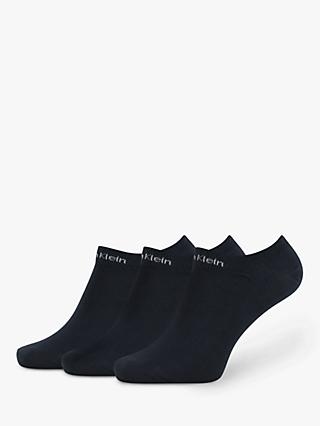Calvin Klein Liner Socks, Pack of 3, One Size