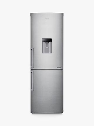 Samsung RB29FWJNDSA Freestanding 65/35 Fridge Freezer, 60cm Wide, Silver
