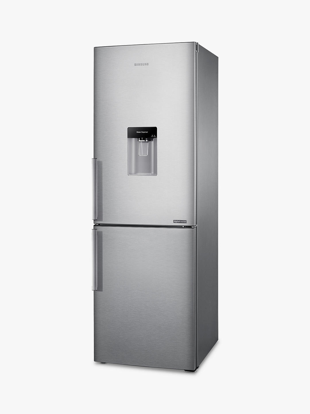 Buy Samsung RB29FWJNDSA Freestanding 65/35 Fridge Freezer, 60cm Wide, Silver Online at johnlewis.com