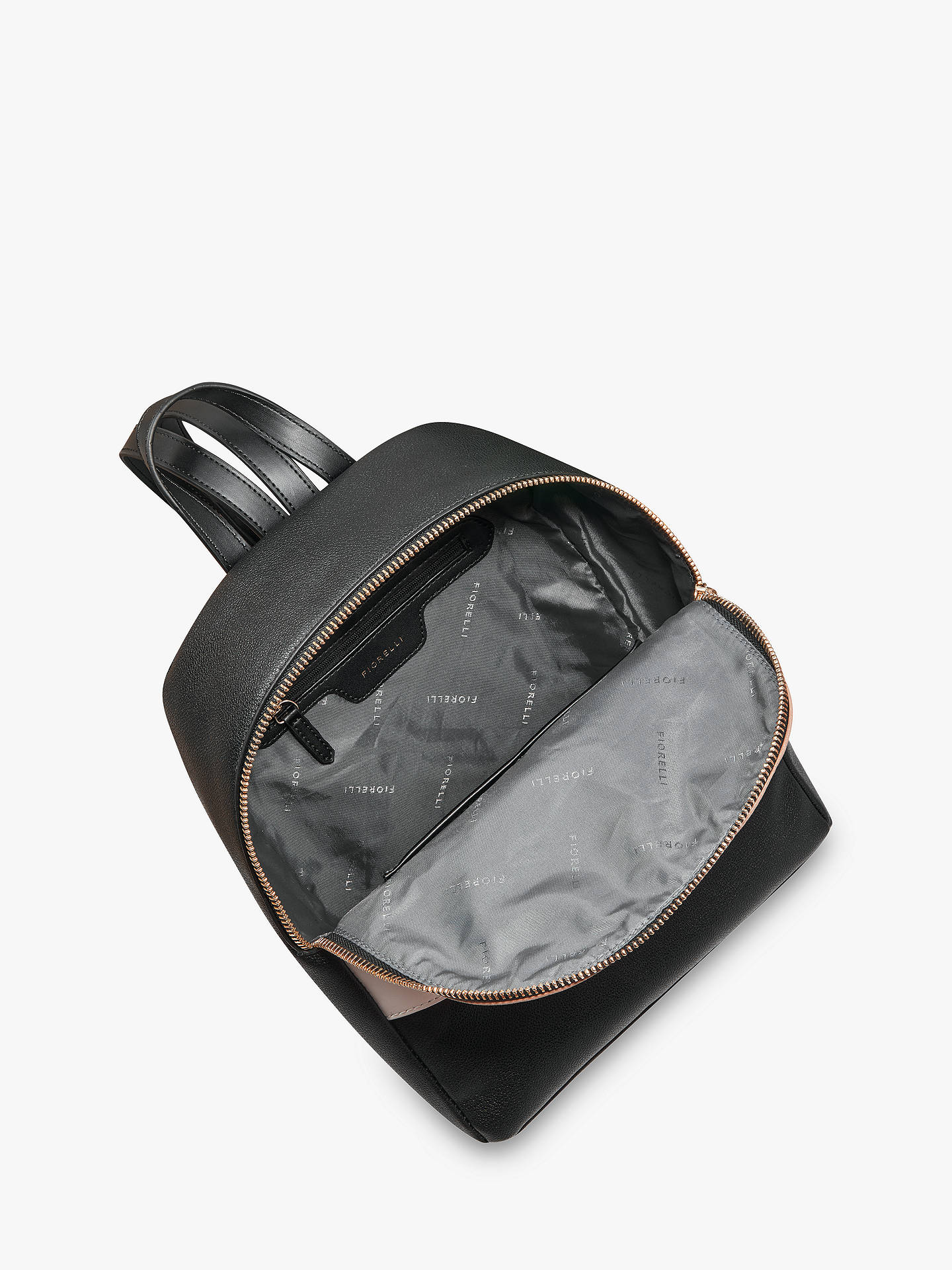 Buy Fiorelli Trenton Backpack, Mushroom Online at johnlewis.com