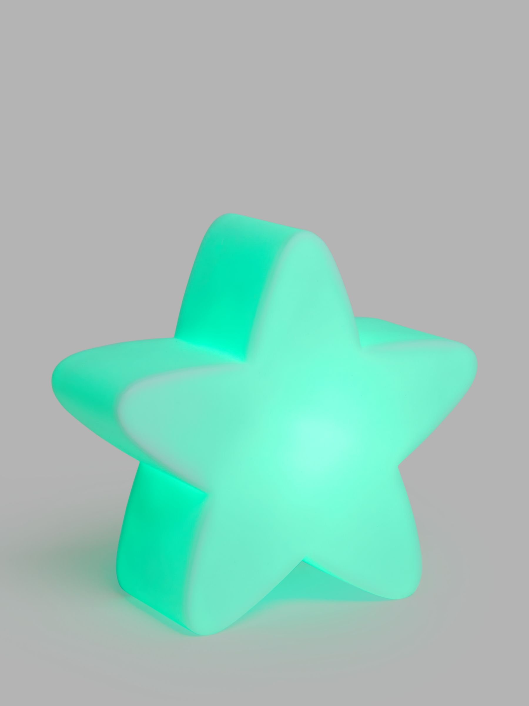 little home at John Lewis Colour Changing Star Sensory Table Lamp