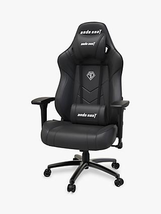 anda seatT Dark Demon Premium Gaming Chair, Black