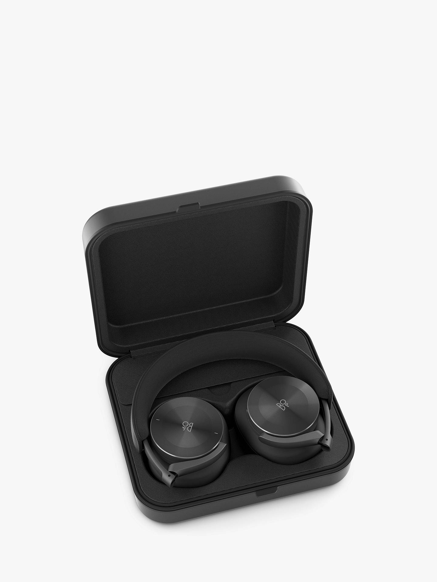 Buy Bang & Olufsen Beoplay H95 Wireless Bluetooth Active Noise Cancelling Over-Ear Headphones, Black Online at johnlewis.com