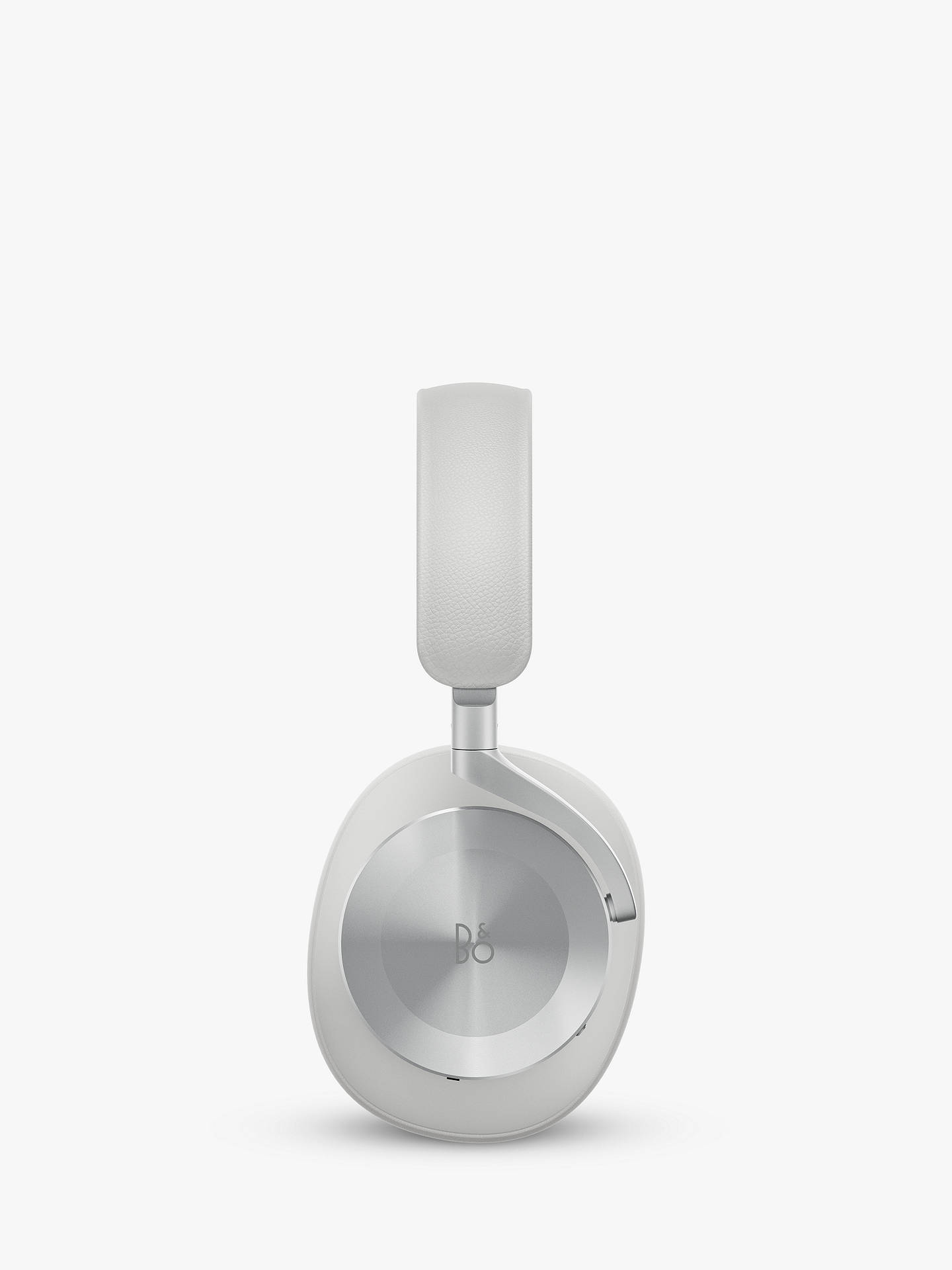Buy Bang & Olufsen Beoplay H95 Wireless Bluetooth Active Noise Cancelling Over-Ear Headphones, Light Grey Online at johnlewis.com