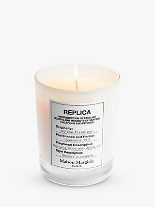Maison Margiela Replica By The Fireplace Candle, 165g