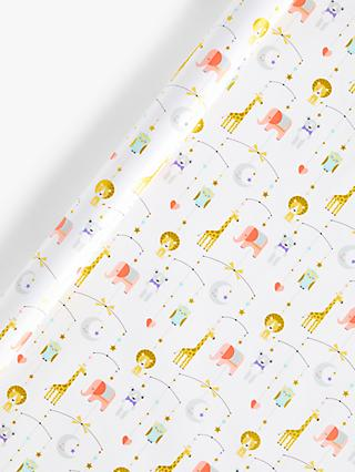 Art File Mobile New Baby Wrapping Paper, 3m