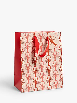 Art File Lobster Gift Bag