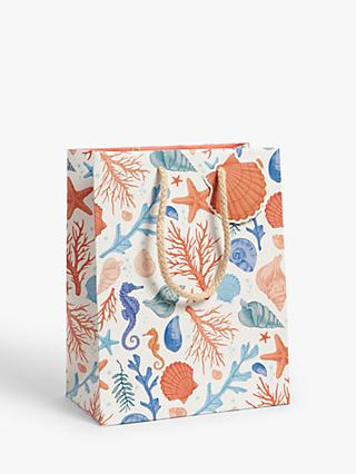 Art File Coral & Shells Gift Bag