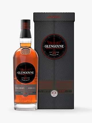 Glengoyne 21 Year Old Highland Single Malt Whisky, 70cl