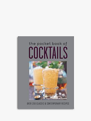 The Pocket Book Of Cocktails - Over 150 Classic & Contemporary Recipes