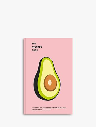 The Avocado Book - Recipe Cookbook