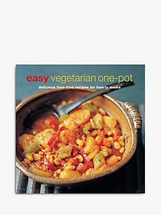Easy Vegetarian - One Pot Recipes Cookbook