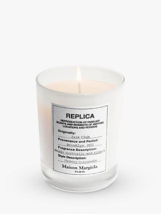 Maison Margiela Replica Jazz Club Candle, 165g