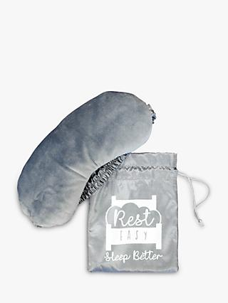 Rest Easy Sleep Better Weighted Eye Mask
