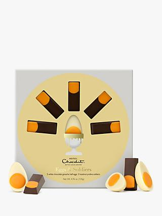 Hotel Chocolat Eggs & Soldiers, 135g