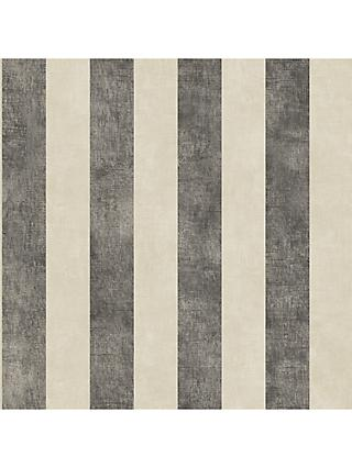 Galerie Textured Stripe III Wallpaper