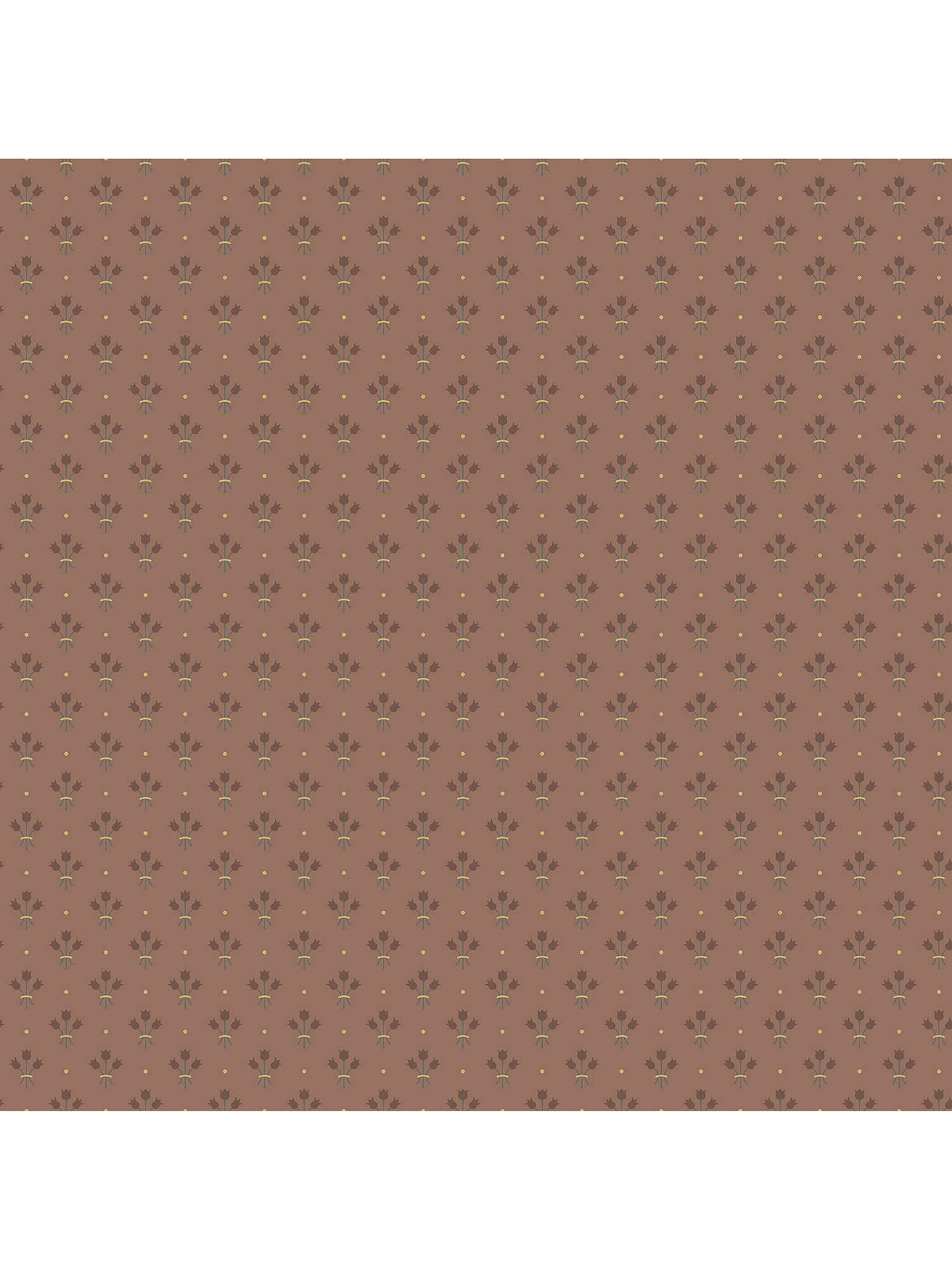 Buy Galerie Mini Tulip Motif Wallpaper, 33028 Online at johnlewis.com