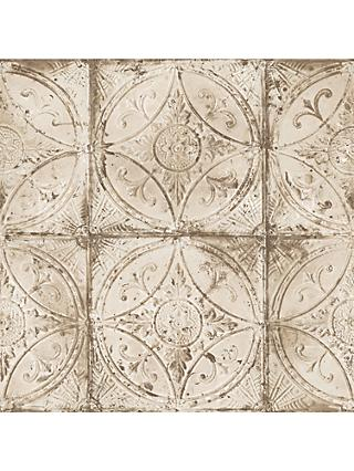 Galerie Ornate Tile Wallpaper