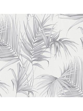 Galerie Palm Leaves Vinyl Wallpaper