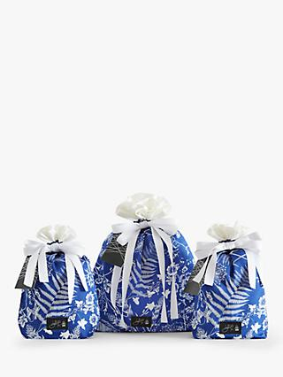 Great British Designer Wrapping Bags in Moon Meadow by Giles Deacon, Set of 3