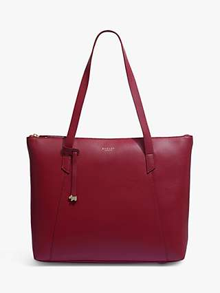 Radley Wood Street Large Leather Tote Bag