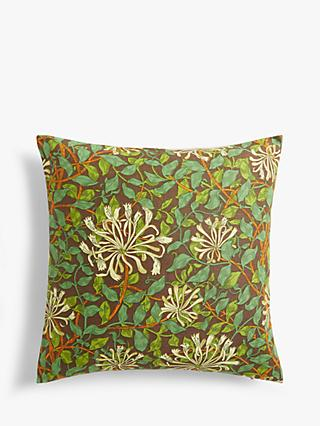 Morris & Co. Honeysuckle Cushion