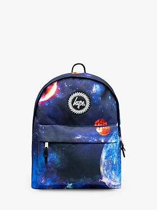Hype Children's Spacey Backpack, Blue/Multi