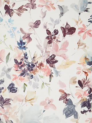 John Lewis & Partners Abelia Print Furnishing Fabric, Multi