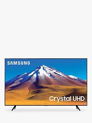 Samsung UE75TU7020 (2020) HDR 4K Ultra HD Smart TV, 75 inch with TVPlus, Black