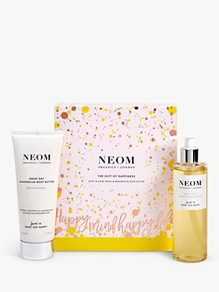Neom Organics London The Gift of Happiness Bodycare Gift Set