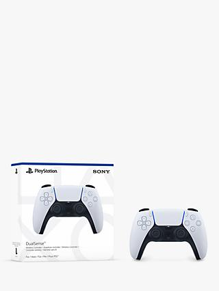 Sony PlayStation 5 DualSense Wireless Controller, White