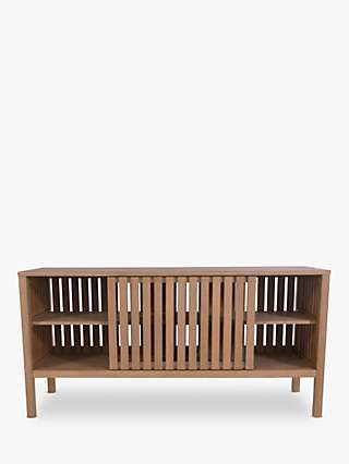 Garden Trading Linear Low Storage Unit, Ash