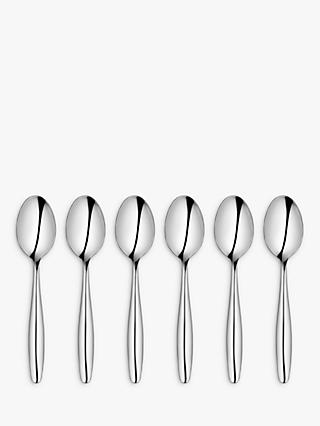 ANYDAY John Lewis & Partners Bow Teaspoons, Set of 6