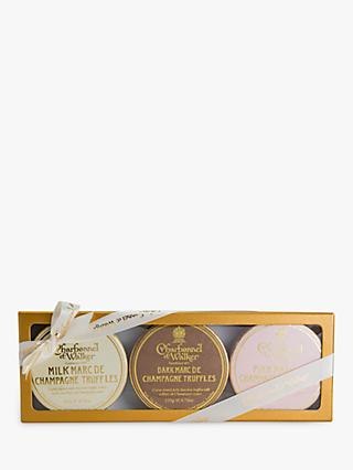 Charbonnel et Walker Truffle Trio Gift Box, 3x 135g
