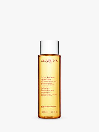 Clarins Hydrating Toning Lotion, 200ml