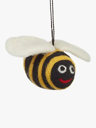 Felt So Good Post Impressionism Bee Decoration